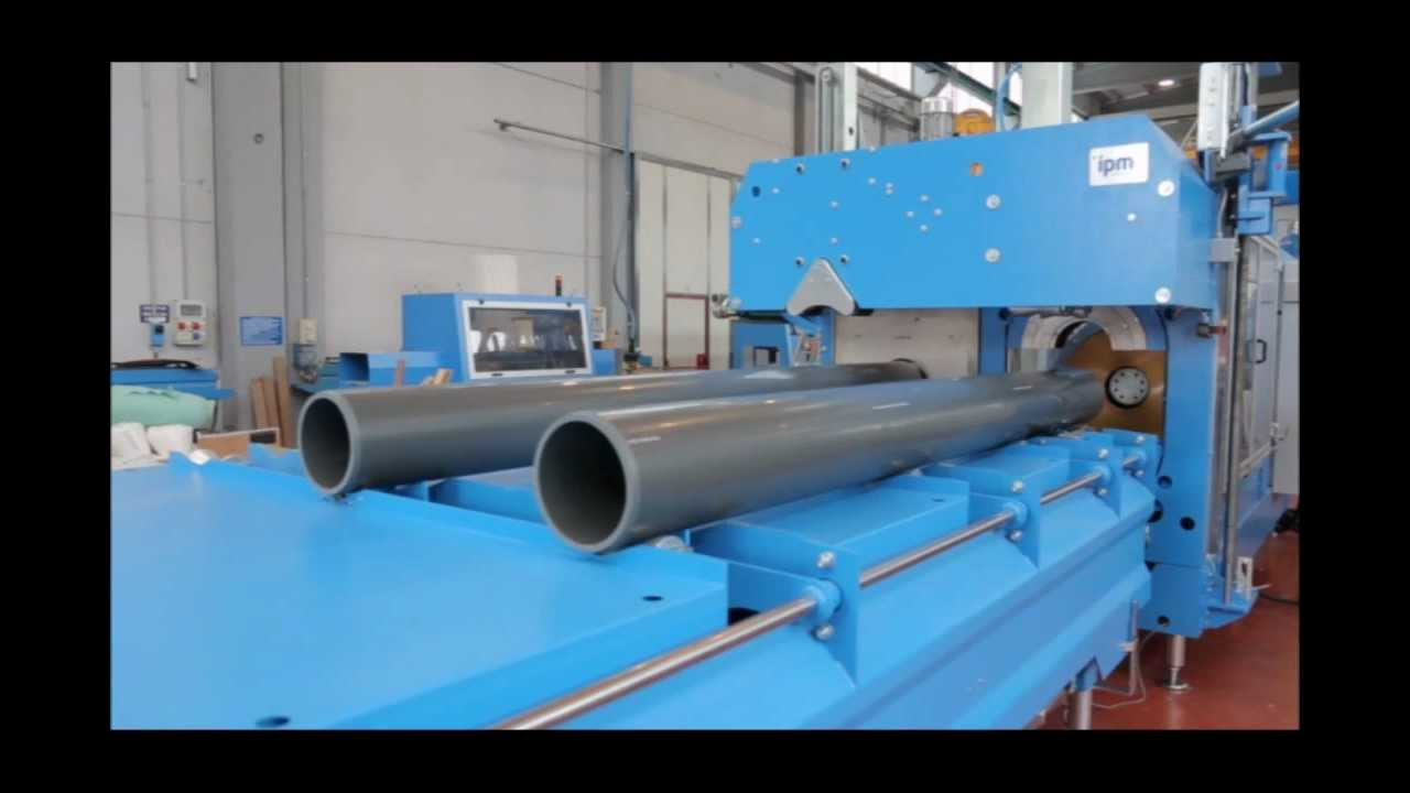 Pvc Pipes Extrusion Line Youtube