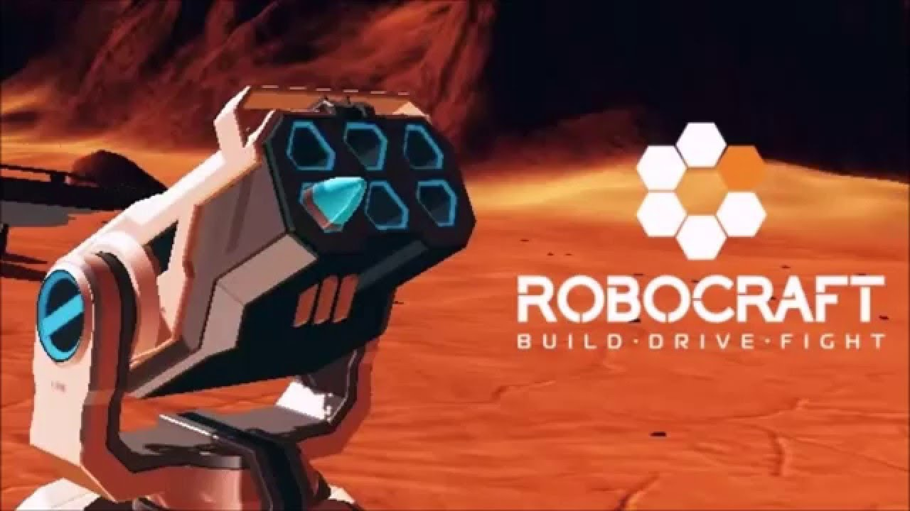 ROBOCRAFT - LOCK-ON MISSILE LAUNCHER