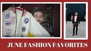 June Favorites 2018 | Mens Fashion Favorites - Ralph Lauren, Stella McCartney, Vintage and Designer