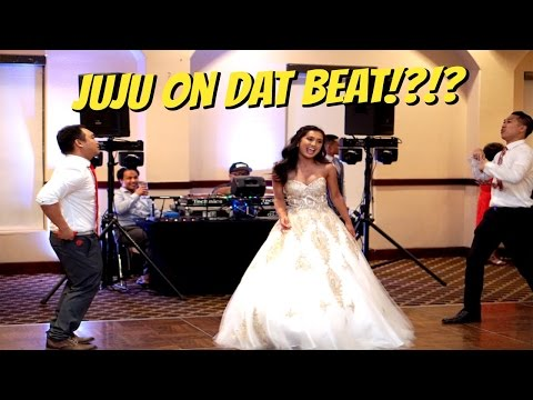 Juju On Dat Beat!? Daxells 18 Roses Dance