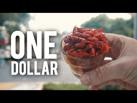 What A Dollar ($1) Gets You On Mexico's Streets