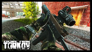 MP9-N Shreds Players - Escape from Tarkov