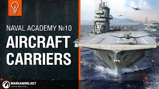 Naval Academy: Aircraft Carriers