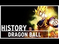 HISTORY OF DRAGON BALL 1986 2017