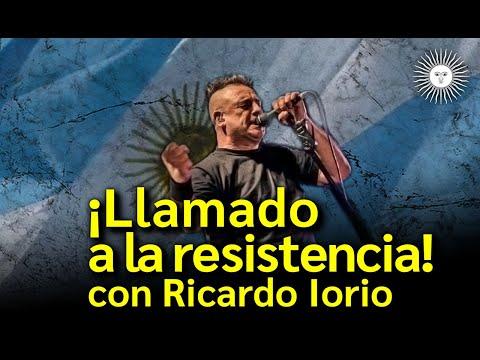 RICARDO IORIO | La intolerancia y totalitarismo del PROGRESISMO, ¡LLAMADO A LA RESISTENCIA!