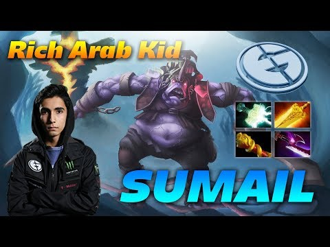 "SumaiL ""Rich Arab Kid"" Alchemist - Dota 2 Ranked Gameplay"