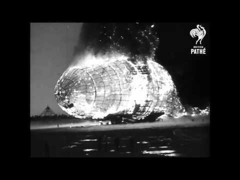 Hindenburg. Music By Ayato Kamina. Video By Pathe