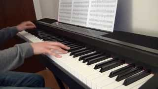 Mayday五月天【我心中尚未崩壞的地方】鋼琴版 piano by CHM
