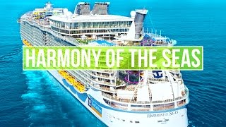 CRUISE SHIP TRAVEL DIARY! | Harmony of the Seas