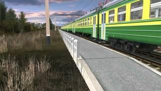 Trainz Simulator 12 Gameplay - Balezino-Mosti Official MP (03)