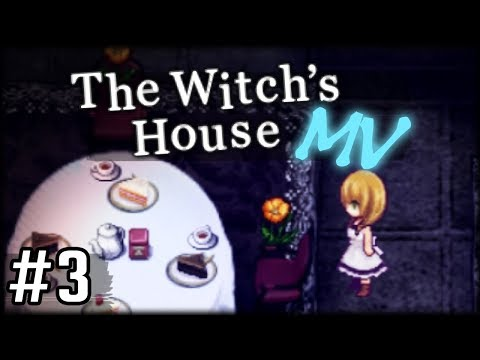 X THE FLOWER | Witch's House MV | #3