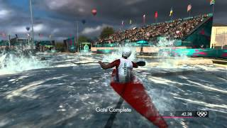 London 2012: The Official Video Game - Men's K1 Kayak Single(London 2012 The Official Video Game of the Olympic Games - Men's K1 Kayak Single. Played on PC at max settings. Enjoy! Please comment & rate! Visit our ..., 2012-07-02T23:27:53.000Z)