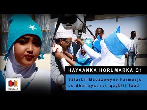 Hayaanka Horumarka qaybtii 1aad - Puntland