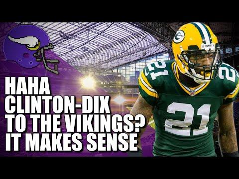 Haha Clinton-Dix to the Vikings? It Makes Sense. 🤮🤮🤮