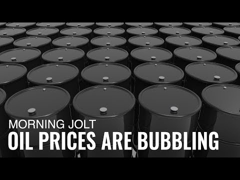 Spiking Oil Prices Could Rattle the Stock Market