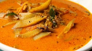 Pacha Manga curry (Thrissur Style)