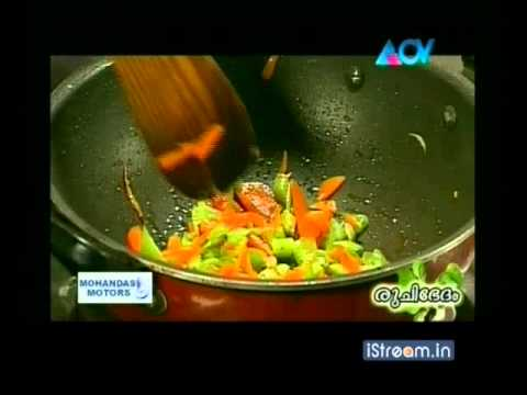 Ruchibhedam: Recipe-Mixed Fried Rice (2)