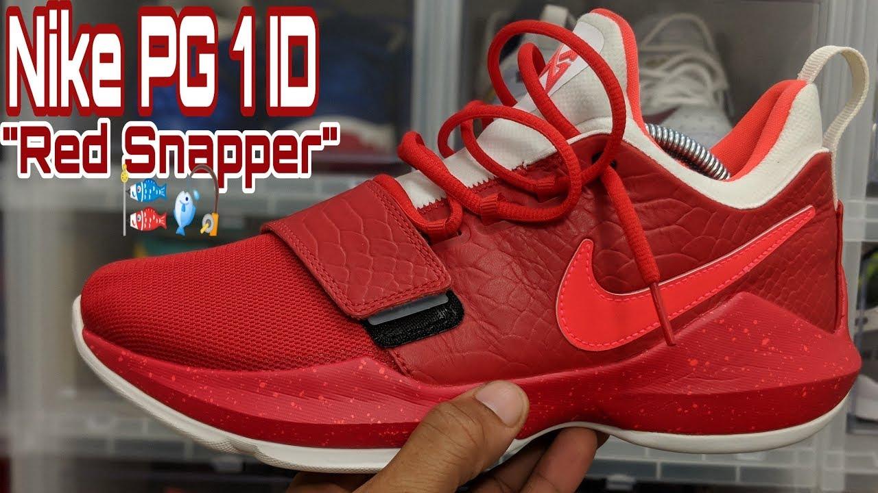 online retailer 6699d 957c8 Unboxing Nike PG 1 iD
