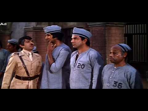 Angrezo ke Zamane Ke Jailer Comedy Scene - Sholay Movie - Amitabh Bachan Scene SUBSCRIBE