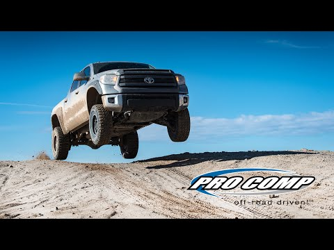 2007-2016 Toyota Tundra Long-Travel Suspension - Full Length Video