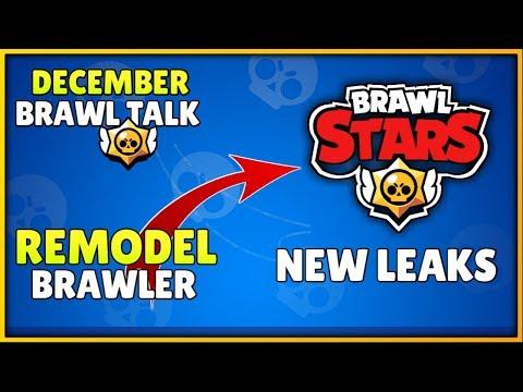 BRAWL STARS INDIA | NEW UPDATE LEAKS BRAWL TALK | NEW BRAWLER REMODEL | DECEMBER BRAWL TALK
