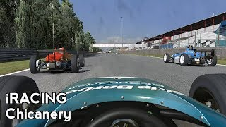 iRacing : Chicanery [VR] (Skip Barber @ Zolder)