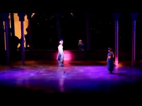 Last Week Disney's Aladdin: A Musical Spectacular Disney's California Adventure
