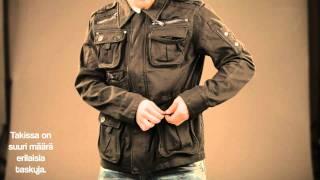 Brooklyn takki - Salainen Agentti Oy