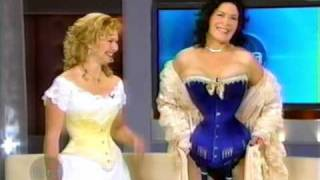 Repeat youtube video Cathie Jung - The Corset Queen