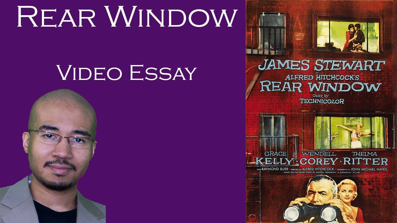 video essay 27 rear window video essay 27 rear window