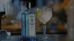 The Ultimate Gin & Tonic - Bombay Sapphire Cocktail