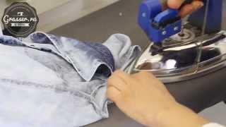 Влажно-тепловая обработка изделий. Курсы по кройке и шитью онлайн в школе GRASSER.