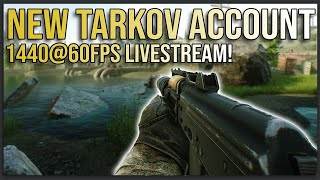 FRESH ESCAPE FROM TARKOV...