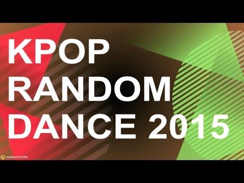 Kpop Random Dance 2015
