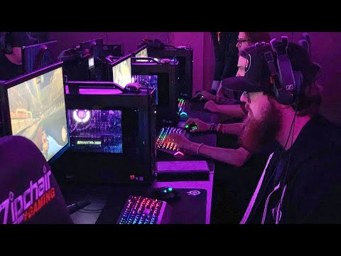 Esports Gaming Arena Unveiled At Kutztown University
