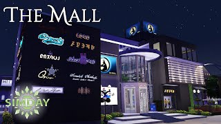 The Mall | Smooth The Sims 4 Stop Motion Speed Build