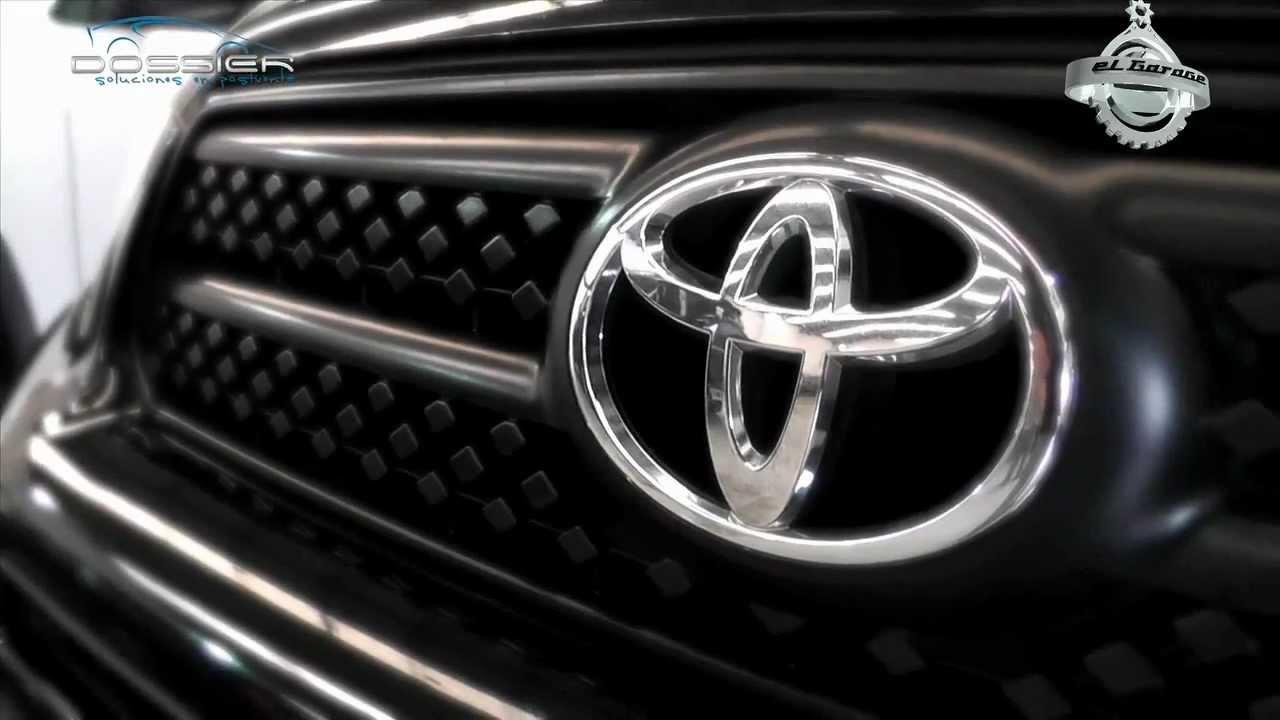 Reparación del airbag en la Toyota RAV4 - Dossier Soluciones en ...