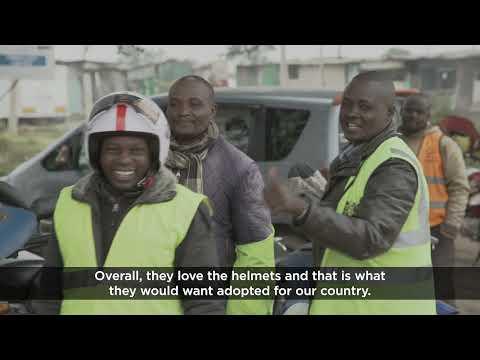 Kenya National Helmet Coalition Launch