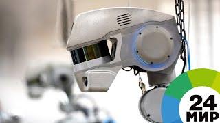Робот Федор перед стартом произнес гагаринское «Поехали»