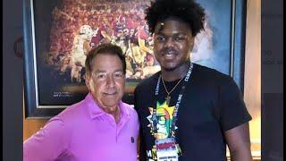 Five Star Lebbeus Overton Enjoys Visit To Alabama | SEC News | CFB News