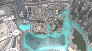 Burj Khalifa - At the Top Sky