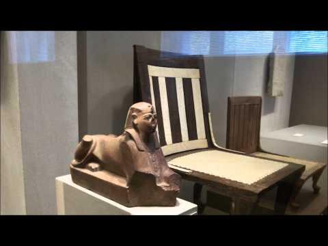 Egyptian Art At The Metropolitan Museum off Art - New York - 10/30/2014.