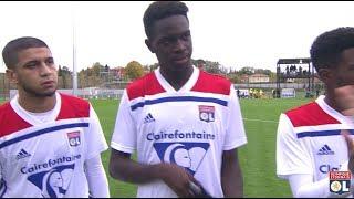 Youth League : OL 3 - Hoffenheim 3 | Olympique Lyonnais