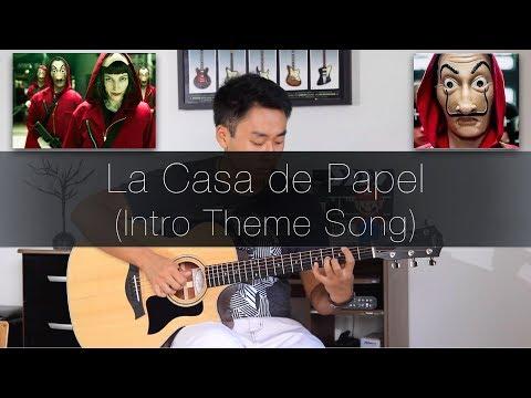 (La Casa de Papel - Money Heist) Theme Song - Rodrigo Yukio (Fingerstyle Guitar Cover)(FREE TABS)