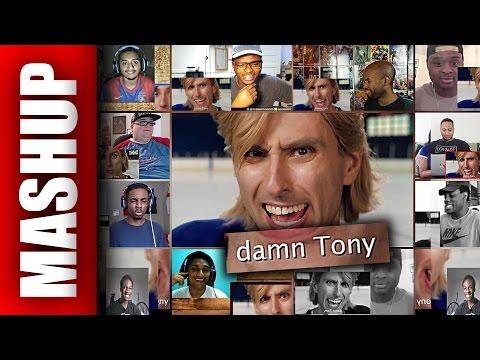 Tony Hawk vs Wayne Gretzky Epic Rap Battles of History Reactions Mashup