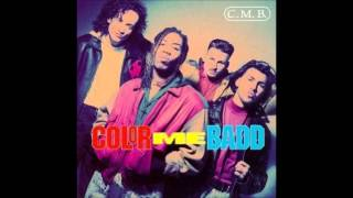 Color me badd   Groove my mind