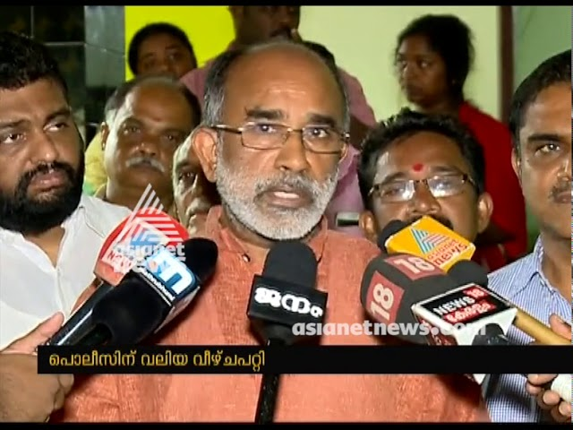 Kevin murder case : Need for CBI probe says Kannanthanam