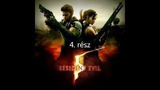 Uga buga. Resident Evil 5 végigjátszás 4.rész.