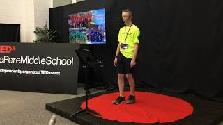 Nordic Influences | Beckett Chambers | TEDxDePereMiddleSchool