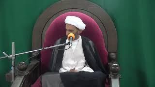 الشيخ علي مال الله - أيهما الأصح أول من إسلم أمير المؤمنين والسيدة خديجة ع أو أول المؤمنين؟